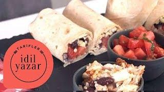 Burrito Nasıl Yapılır ? - İdil Tatari - Yemek Tarifleri