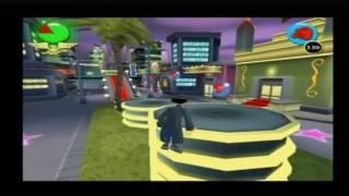 Gadget & the Gadgetinis PS2 Gameplay (Hip Games / Jetix)