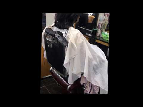 Girl Haircut in men saloon | Entry only | Subscribe for Full Video | HD 1080p