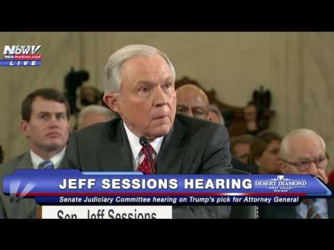 PART 2 Confirmation Hearing of Trump Attorney General Nominee Jeff Sessions