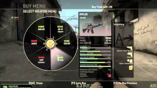 CS:GO - Ace with 17Hp and 4k    AK  #