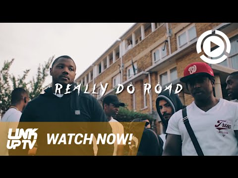 Skeamer x Skore Beezy x M Dargg x Rendo - Really Do Road [Music Video] | Link Up TV
