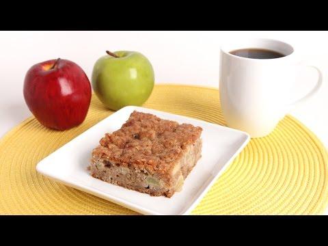 Raw coffee cake recipe