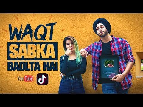 Xxx Mp4 Waqt Sabka Badalta Hai TikTok Youtube SahibNoor Singh 3gp Sex