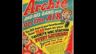 "Archie Andrews - ""Jive Talk""  05/18/46 (HQ) Old Time Radio Sitcom"