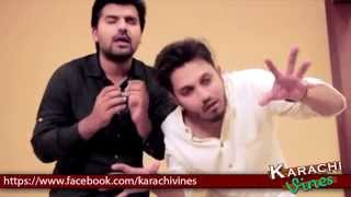 Boys vs Girls By Karachi Vynz Official
