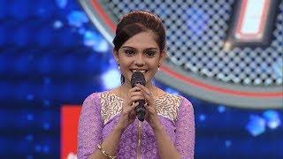 Super 4 I Oru sanam thungirichu- Anjaly I Mazhavil Manorama