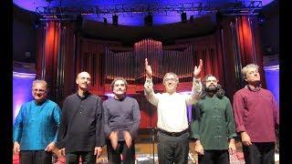 Shahram Nazeri & Ensemble Dastan ~ Concert du 2 déc. 2017 au Bozar