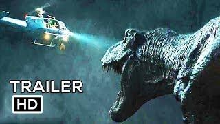 JURASSIC WORLD 2 Official Trailer #2 (2018) Chris Pratt Fallen Kingdom Movie HD