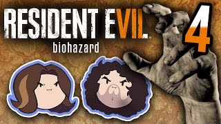 Resident Evil 7 - Biohazard VR: Trying to Handle It - PART 4 - Game Grumps