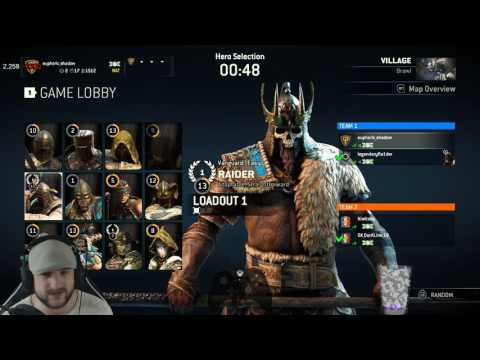 Xxx Mp4 For Honor 2v2 S WITH RAIDER THAT COMEBACK WAS REAL 3gp Sex