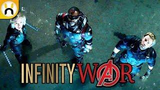Avengers Infinity War TRAILER Description LEAKED