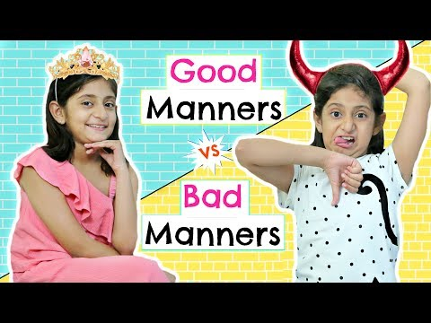 Xxx Mp4 Good Manners Vs Bad Manners FT ShrutiArjunAnand Roleplay Fun Sketch MyMissAnand 3gp Sex