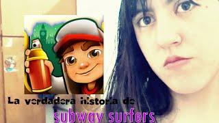 La verdadera historia de el juego subway surfers / Mii Kaa