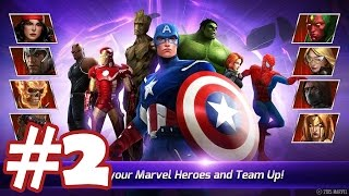 Avengers Game Age of Ultron #2 - Game biệt đội siêu anh hùng 3D - Best game for mobie 2016