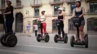 Lifestyle Barcelona Segway Tour