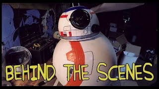 Star Wars: The Force Awakens Trailer- Homemade Behind the Scenes