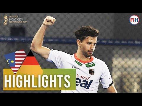 Xxx Mp4 Malaysia V Germany Odisha Men 39 S Hockey World Cup Bhubaneswar 2018 HIGHLIGHTS 3gp Sex