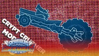SuperChargers Mod Shop: Crypt Crusher l Skylanders Superchargers l Skylanders
