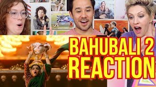 BAHUBALI 2 - The Conclusion - Trailer - Tollywood REACTION