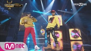 [SMTM4] Song Minho with ZICO – ′Okey Dokey ' @Final Round 1 EP.10