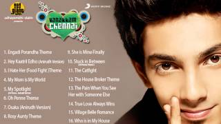 Vanakkam Chennai Music Box - Original Soundtrack & Background Music by Anirudh