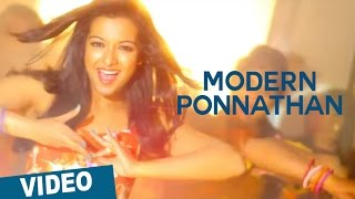 Modern Ponnathan Video Song | Kanithan | Atharvaa | Catherine Tresa | Drums Sivamani