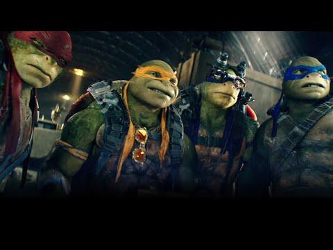 Teenage Mutant Ninja Turtles 2 2016 New Trailer Paramount Pictures