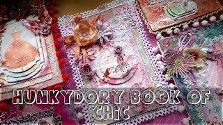 Petronela - Hunkydory book of Chic
