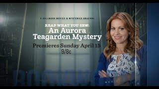 Preview - Reap What You Sew: An Aurora Teagarden Mystery