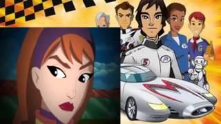 Speed Racer   Next Generation Season 2 Episode 9 the hourglass