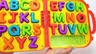 Educational Video to Teach Kids ABC