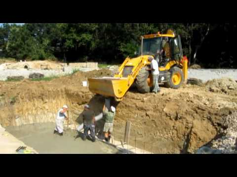 Misacia lopata NR miesacka betonu mixovacia lopata betonovanie.avi