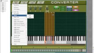 EXTREME SAMPLE CONVERTER EXTRAER SAMPLE DE VST.avi - youtube ...