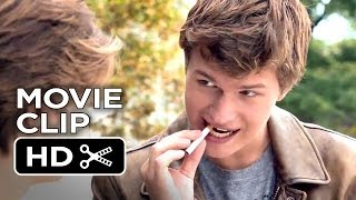 The Fault In Our Stars Movie CLIP - It's A Metaphor (2014) - Shailene Woodley Movie HD