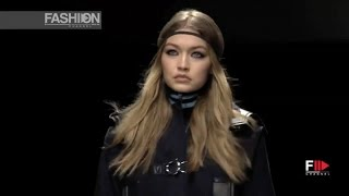VERSACE Full Show Fall 2016 Milan Fashion Week by Fashion Channel