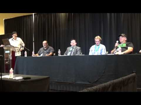 2015 Edinburg 'Out of this World' UFO Conference Panel with George Noory
