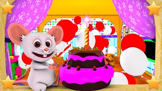 Happy Birthday Song | Kids Birthday Party Songs and Nursery Rhymes Collection from Little Treehouse