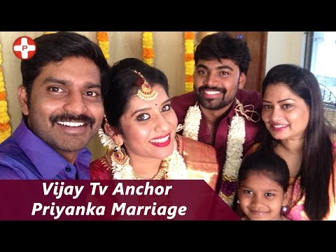 Xxx Mp4 Vijay Tv Anchor Priyanka Marriage Praveen Super Singer Vj Priyanka Wedding Video 3gp Sex