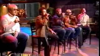 Backstreet Boys - 2001 - CBS This Morning -