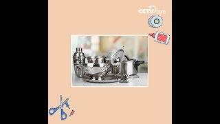طريقة تنظيف أدوات المطبخ|CCTV Arabic