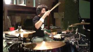 Cobus - Usher - Caught Up (Drum Cover)