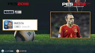 PES 2019 MOBILE Players To Be Removed • Part 3