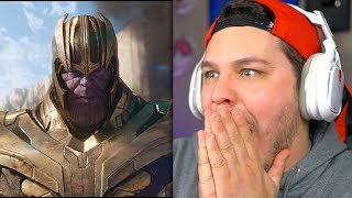 Avengers: Infinity War - Reaction