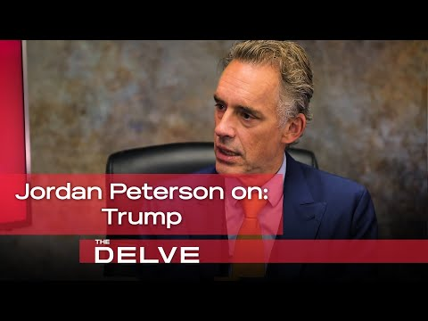 Jordan Peterson on the worst thing about Donald Trump