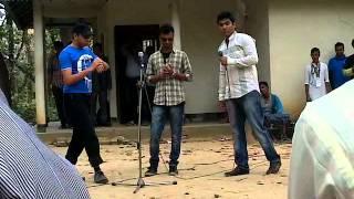 নাটক  সিকান্দার বাক্স এখন সফিপুরে, by Students of Sociology, 5th Batch,DU