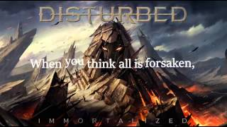 Disturbed - The Light LYRICS