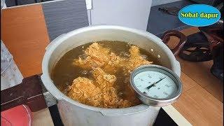 Tips Dan Trik Cara Buat Fried Chicken Renyah Seharian Dijamin 99,9 %