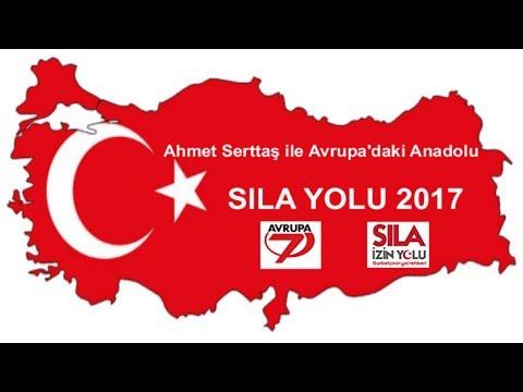 Avrupa'daki Anadolu Sıla Yolu 2017