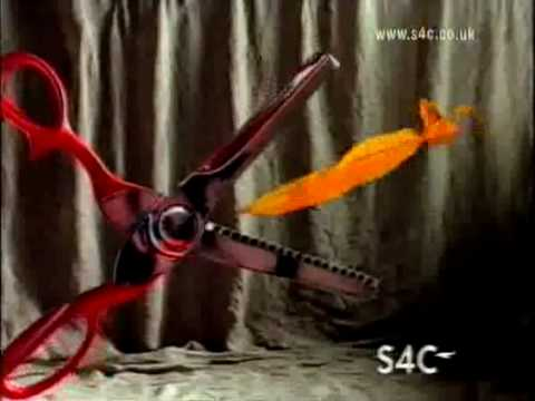 S4C Ident Scissors